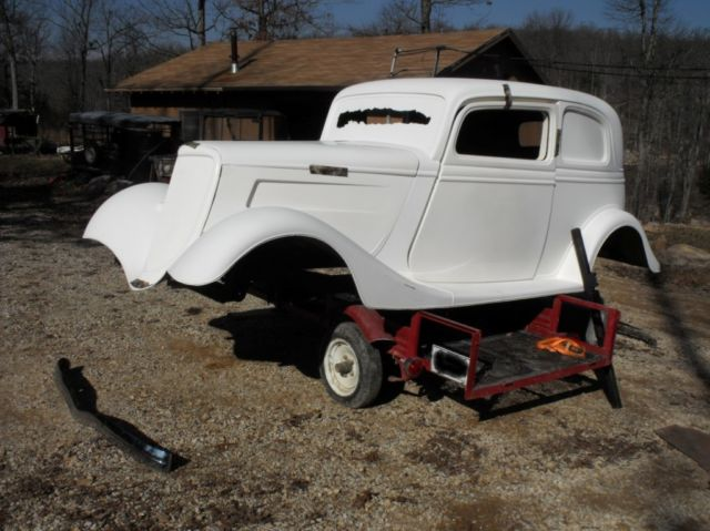 1933 34 ford coupe kit no reserve for sale ford other 1933 for sale in mountain view arkansas. Black Bedroom Furniture Sets. Home Design Ideas