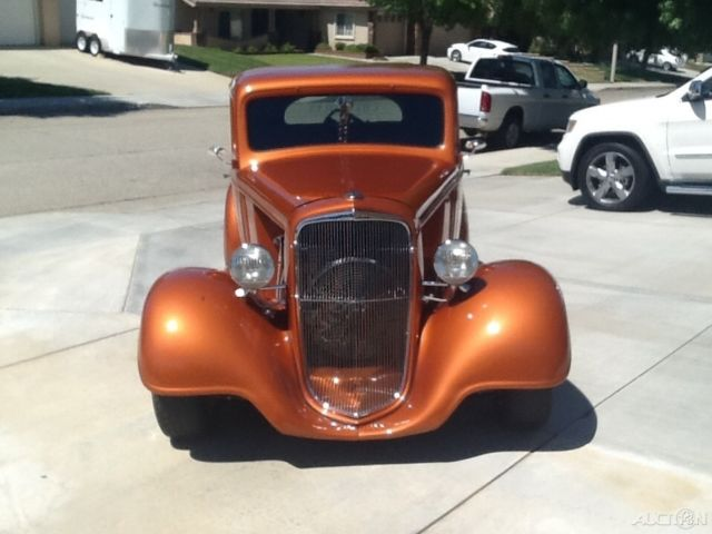 1934 Chevrolet Automatic Coupe Chevy for sale - Chevrolet Custom