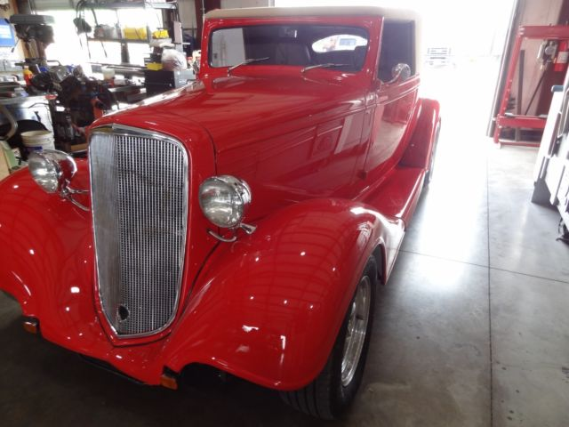 1934 Chevrolet Master 2 Door Coupe for sale - Chevrolet Other 1934