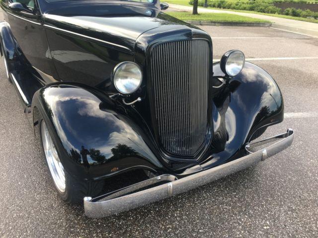 1934 chevrolet sedan outlaw street rod fuel injected for sale chevrolet other 1934 for sale in. Black Bedroom Furniture Sets. Home Design Ideas