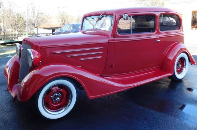 1934 Chevrolet Steel Body Street Rod 383 Stroker W