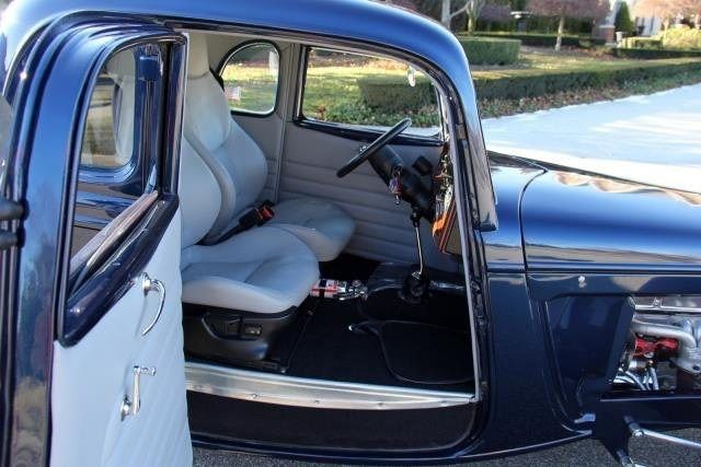 1934 ford 5 window coupe all steel body for sale - Ford