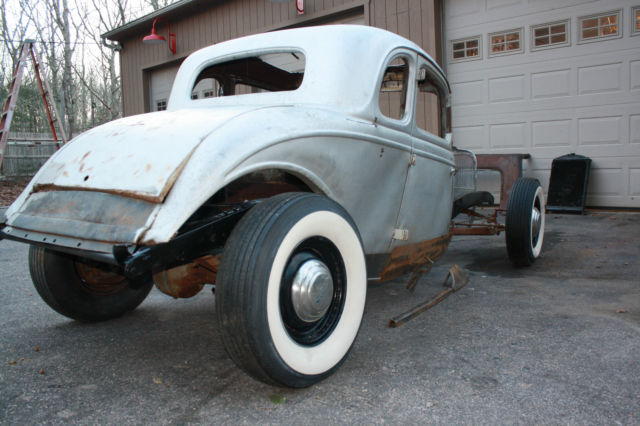 1934 ford 5 window coupe project hot rod street rod not for 1934 5 window coupe for sale