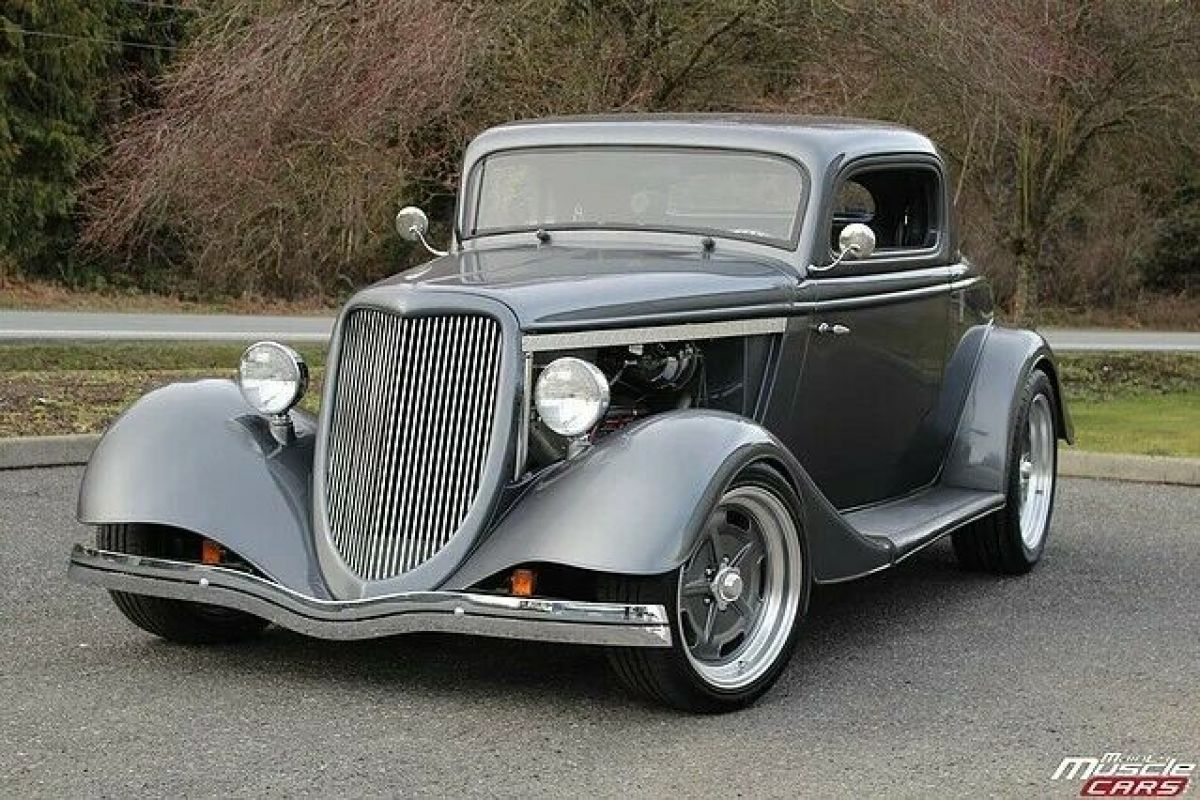 1934 Ford Other 5 Window For Sale Ford Other 1934 For