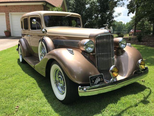 1934 Pontiac 4 Door Streetrod for sale - Pontiac Other 1934