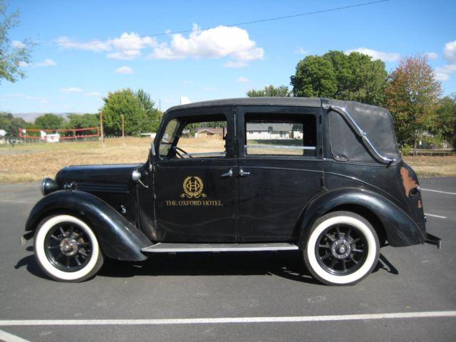 1935 Austin 12 4 Londen Taxi Low Loader Hot Rod For Sale