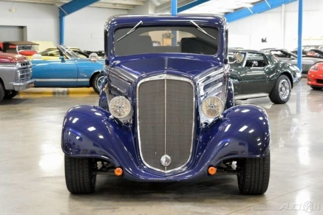 1935 Chevrolet Coupe Ec Standard 350 V8 Automatic Air