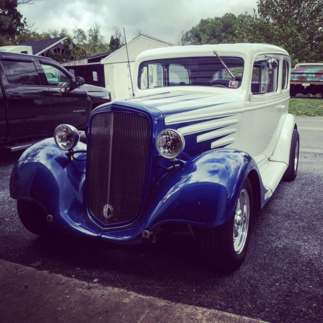 1935 chevy 2 door sedan hot rod street rod for sale for 1935 chevy 2 door sedan