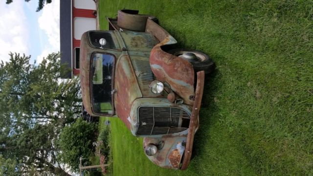 1935 Ford Pickup Truck 35 flathead barn find near me for ...