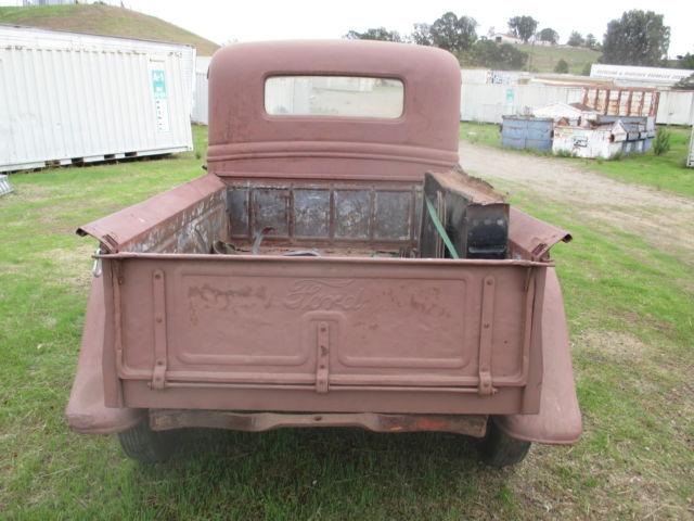 ford pickup truck flathead    sale ford  pickups   sale