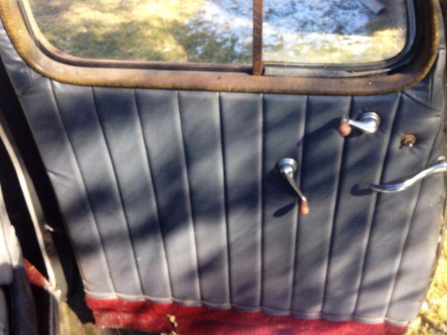 1935 Master Deluxe Suicide Doors 4 Door Sedan Chevy for sale