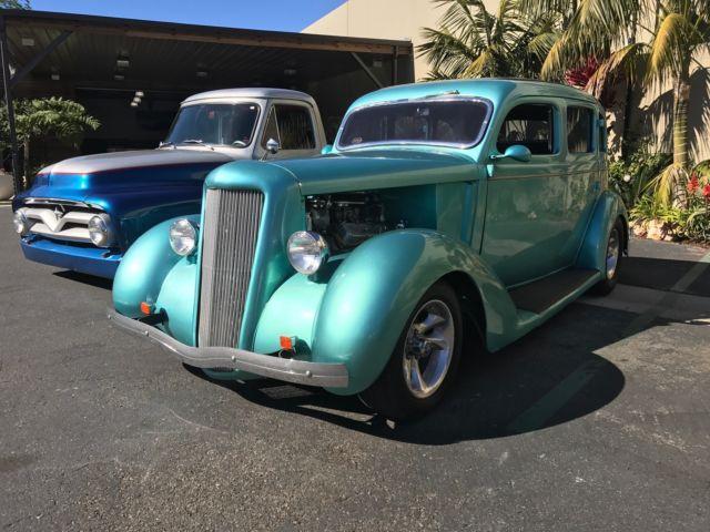 1935 plymouth hot rod sedan all steel cold ac 440 big for 1935 plymouth 4 door sedan