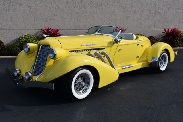 1936 auburn boattail speedster 0 yellow for sale cord boattail speedster 1936 for sale in. Black Bedroom Furniture Sets. Home Design Ideas