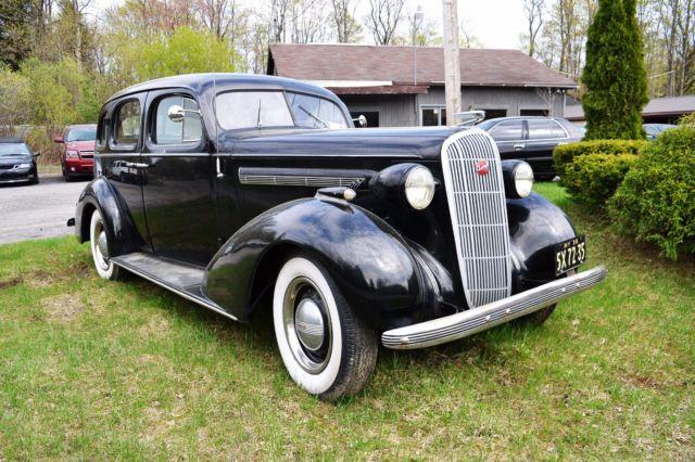 1936 Buick 4-Door Sedan for sale - Buick Sedan 1936 for ...