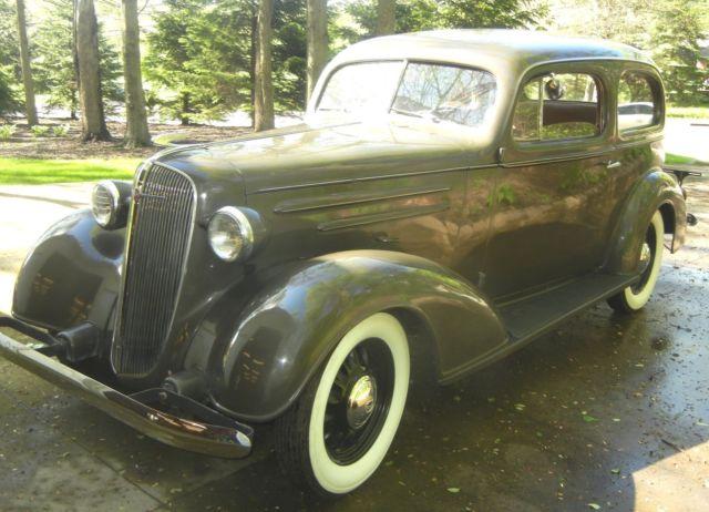 1936 chevrolet 2 door standard fc for sale chevrolet for 1936 chevy 2 door