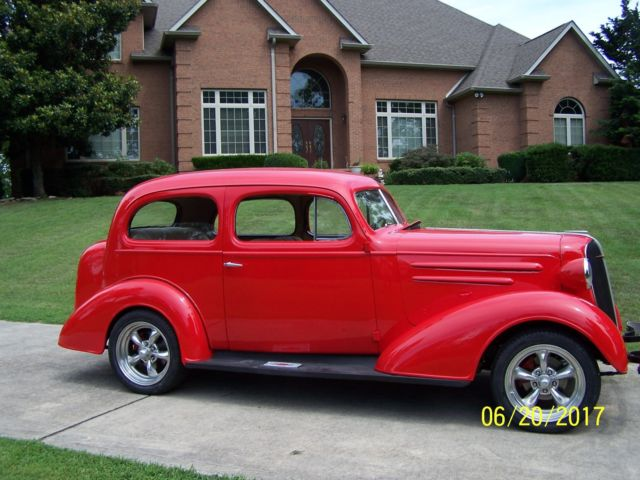 1936 chevrolet 2 dr sedan street rod just finished for 1936 chevy 2 door