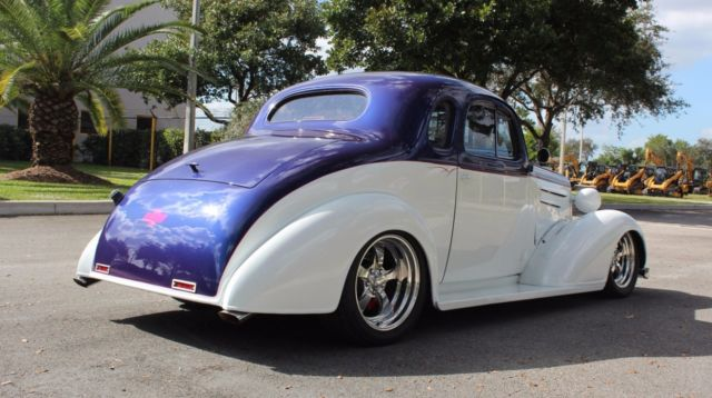 Cars For Sale Miami Beach: 1936 CHEVROLET CUSTOM COUPE *****Hot Rod******RideTech