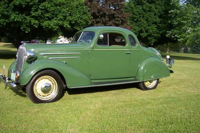 1936 Chevrolet Master 5 Window Coupe for sale - Chevrolet Other 1936