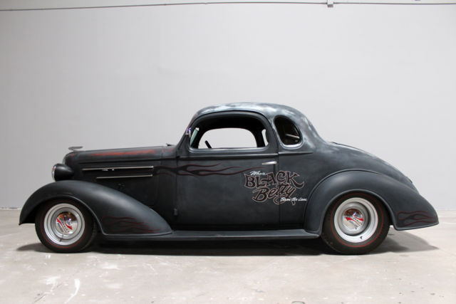 1936 chevy 5 window coupe black betty 360 walk around for 1936 chevy 5 window coupe
