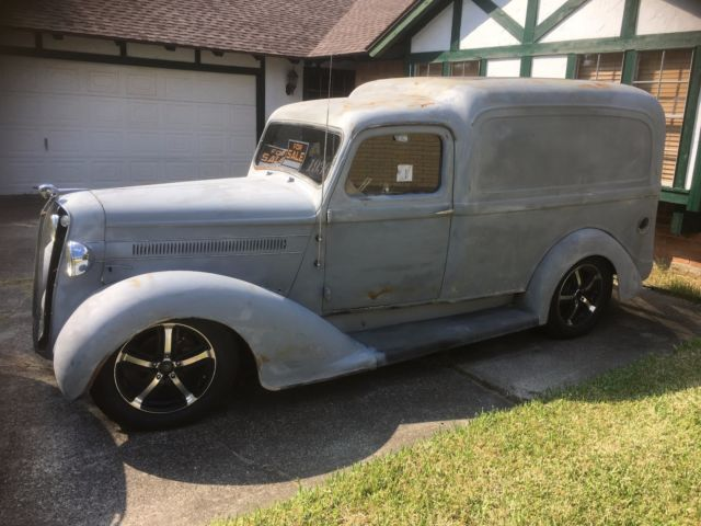 25f5d4080e 1936 DODGE HUMPBACK PANNEL DELIVERY VAN for sale - Dodge Other ...
