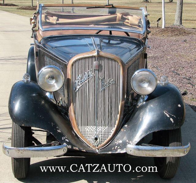 1936 Fiat Balilla 508 4M Spyder For Sale