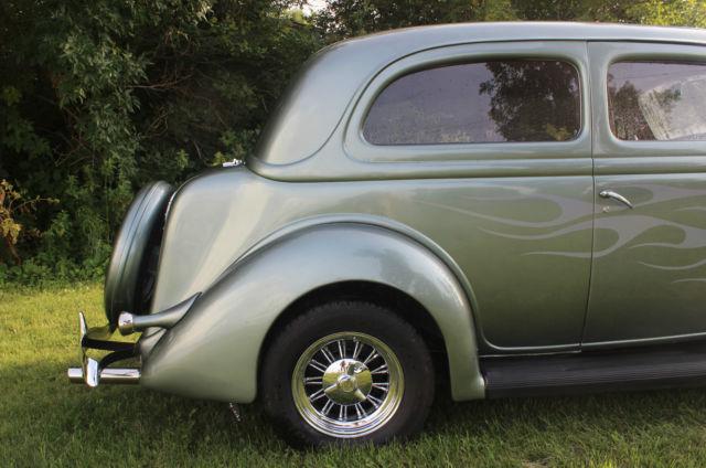 1936 ford 2 door humpback touring sedan restomod hotrod for 1936 ford 2 door sedan