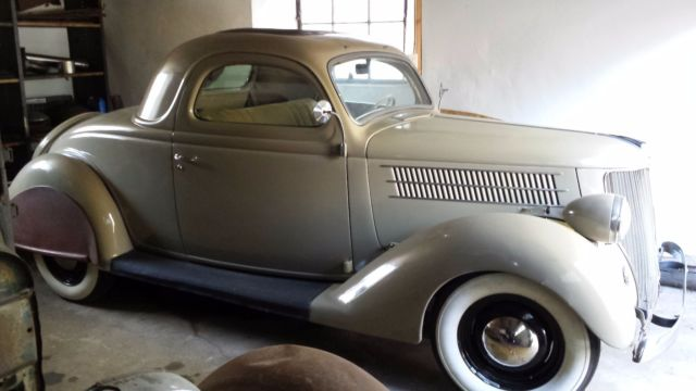 1936 ford 3 window coupe a real beauty for sale ford for 1936 ford 3 window