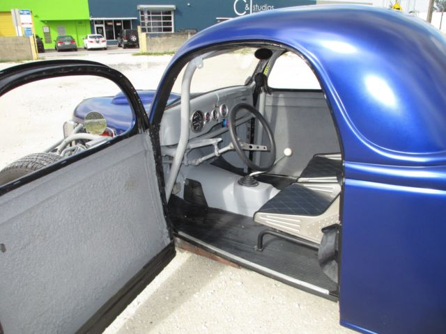 1936 FORD 3 WINDOW COUPE X RACE CAR HOT RAT ROD for sale