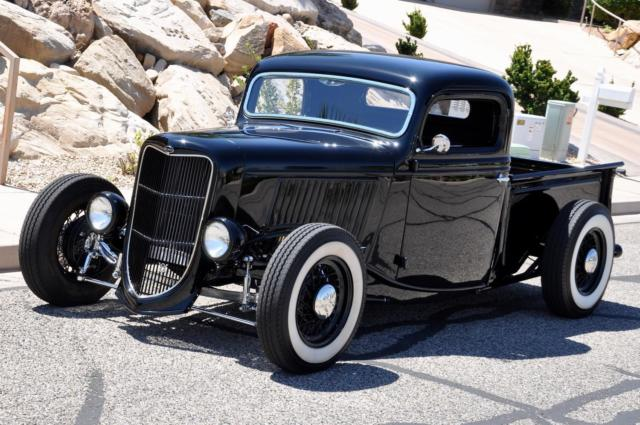 1936 ford hot rod pickup show truck high end kustom build no expense spared for sale ford. Black Bedroom Furniture Sets. Home Design Ideas