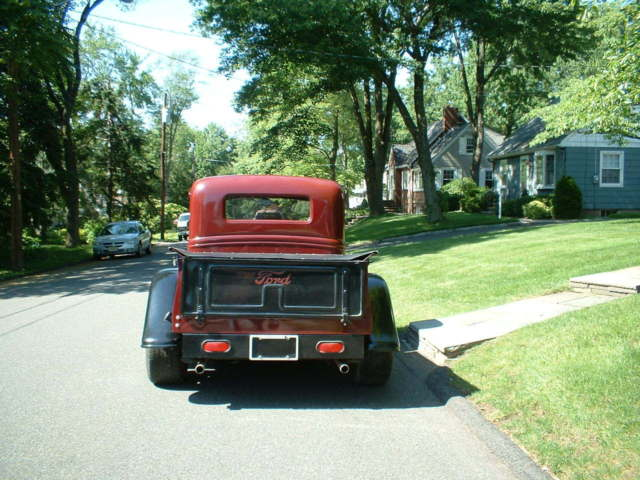 1936 ford pickup west coast truck for sale ford other pickups 1936 for sale in closter new. Black Bedroom Furniture Sets. Home Design Ideas