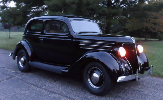 1936 ford tudor sedan 2 door v8 slantback for sale ford