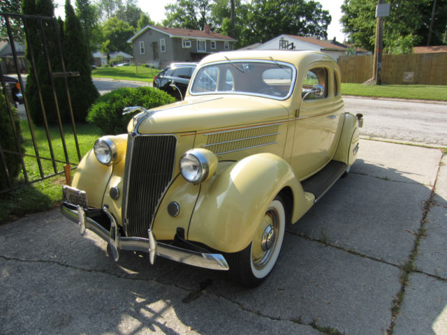 1936 ford v8 five 5 window coupe w rumble seat for sale for 1936 ford 5 window coupe for sale