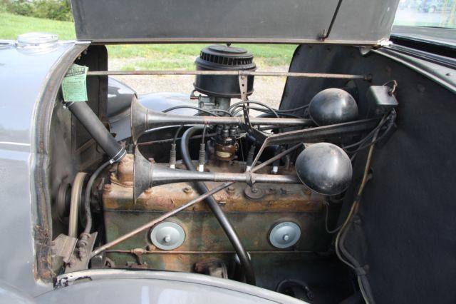 1936 Nash Lafayette 42,500 original miles for sale - Nash ...
