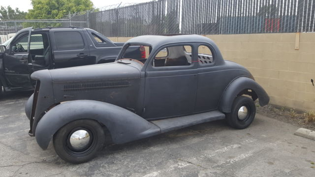 1936 plymouth 5 window coupe for sale plymouth 5 window For1936 Plymouth 5 Window Coupe Sale
