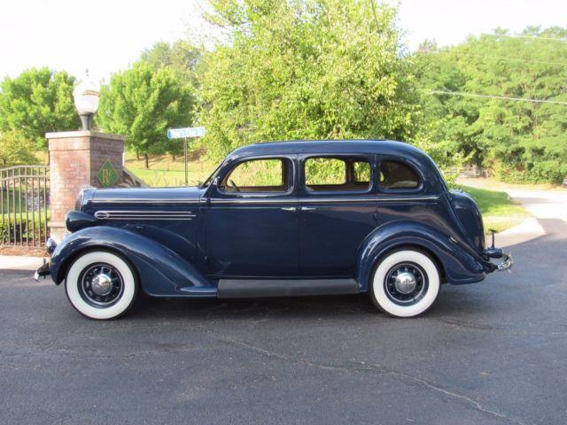 1936 plymouth deluxe kissing door floor shift restored for 1936 plymouth 4 door