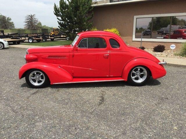 1937 Chevrolet Steel body Street Rod Coupe Full Custom ...