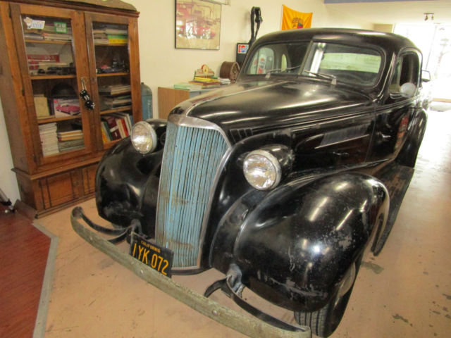 1937 Chevy Business Coupe For Sale Chevrolet Other 1937