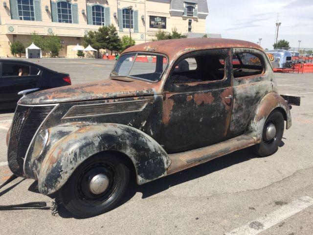1937 ford 2 door sedan slant back barn find 37 32 1932 for for 1937 ford 2 door slant back
