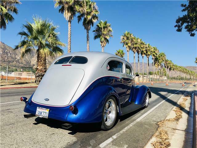 1937 Ford 2 Door Sedan Slant Custom Build AC/Tilt/Mustang 2