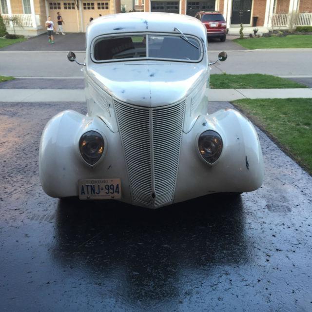 1937 Ford All Steel Sedan Delivery W C6 Ls2 Corvette