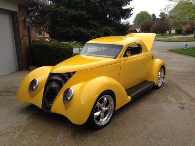 1937 Ford Coupe 1 Hot Rod Award Winner At 2017 World Of