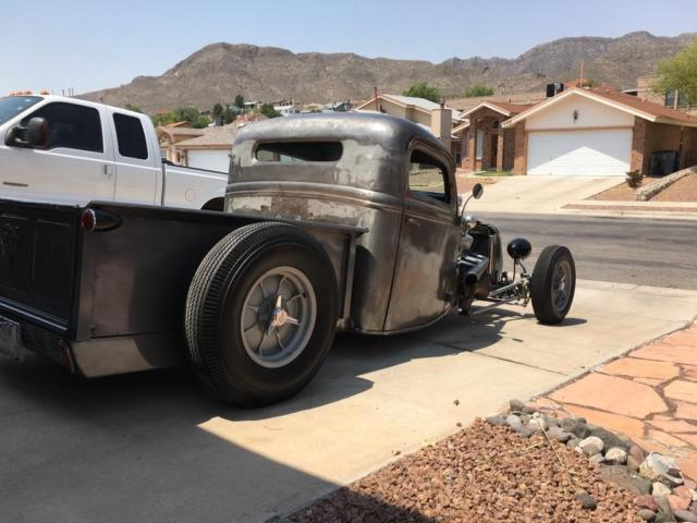 Cars For Sale El Paso >> 1937 ford pickup hot rod for sale - Ford Other Pickups Hot ...