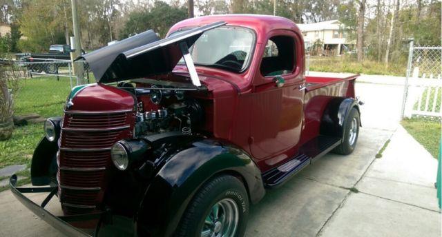 1937 International Harvester Truck D2 Half Ton Pickup For