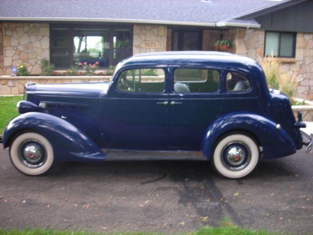 1937 Packard 115c Touring Sedan for sale - Packard Model 115