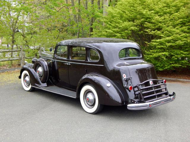 1937 Packard 120 Sedan for sale - Packard 120 1937 for sale