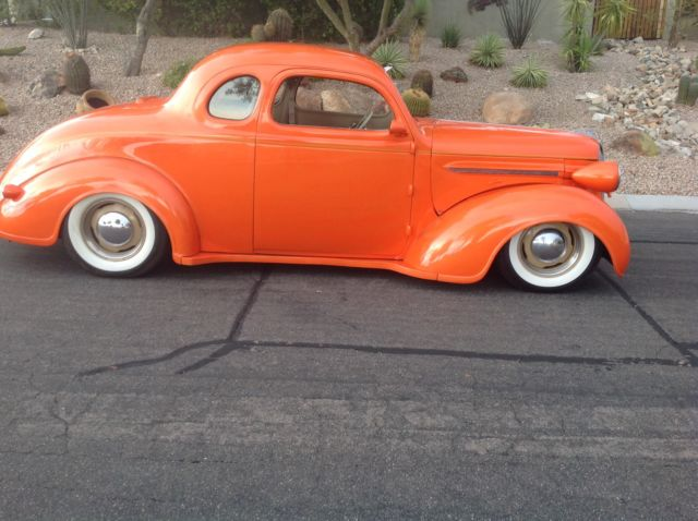 1937 Plymouth Street Rod Hot Rod Custom For Sale