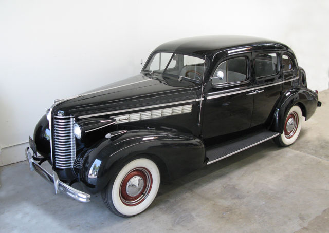1938 Buick Special Series 40 Trunkback Sedan Straight 8 Original Gorgeous For Sale Buick Series 40 Sedan 1938 For Sale In Canoga Park California United States