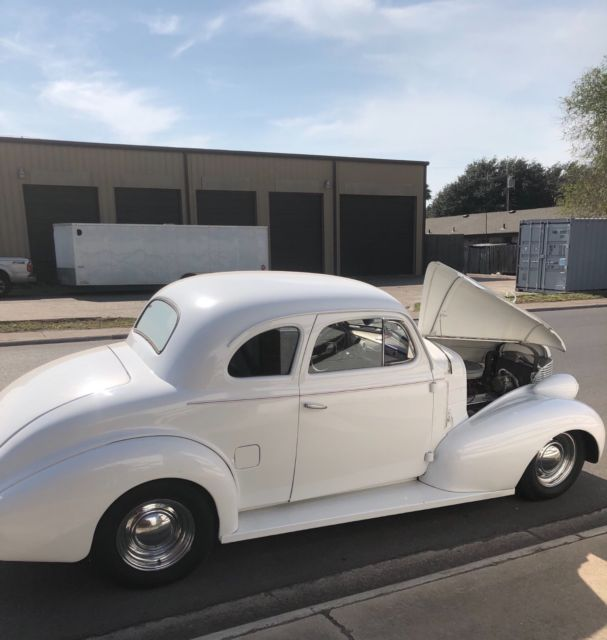 1938 Chevy, 5 Window Coupe, 350, 3 Speed, Automatic, All