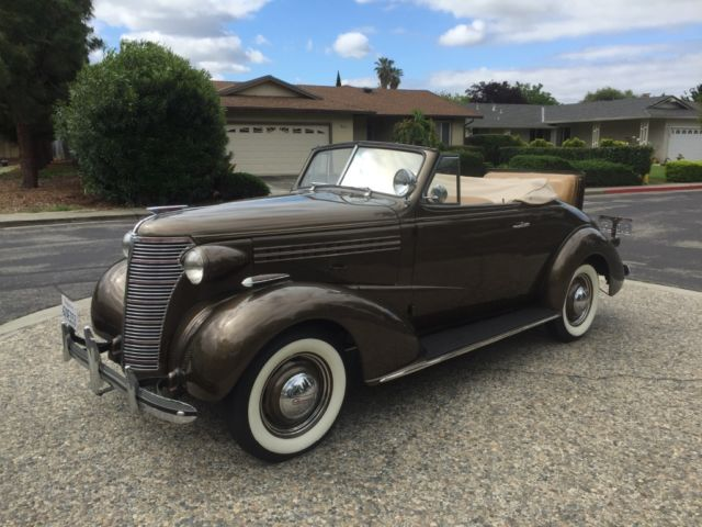 1938 Chevy Convertible for sale - Chevrolet Other 1938 for ...