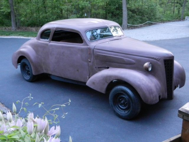 1938 chevy coupe old school steel body profeshionally chopped roller for sale. Black Bedroom Furniture Sets. Home Design Ideas